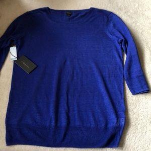 Aritzia 100% linen sweater!